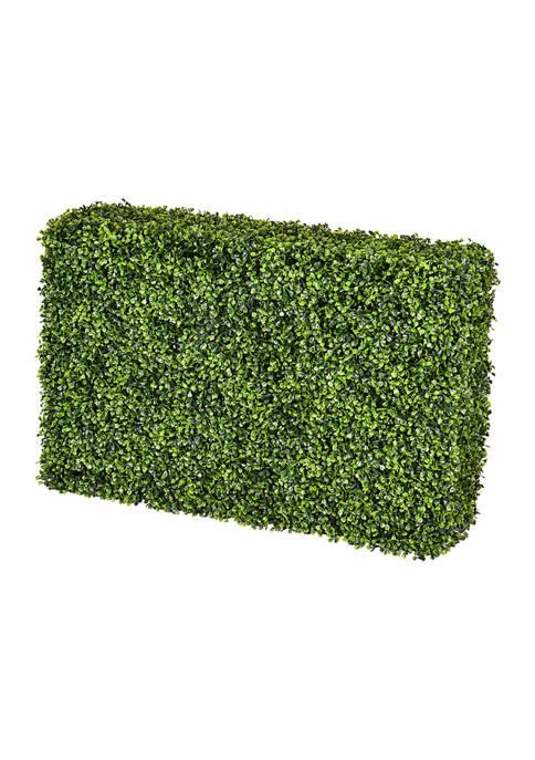 Vickerman Green Boxwood Hedge