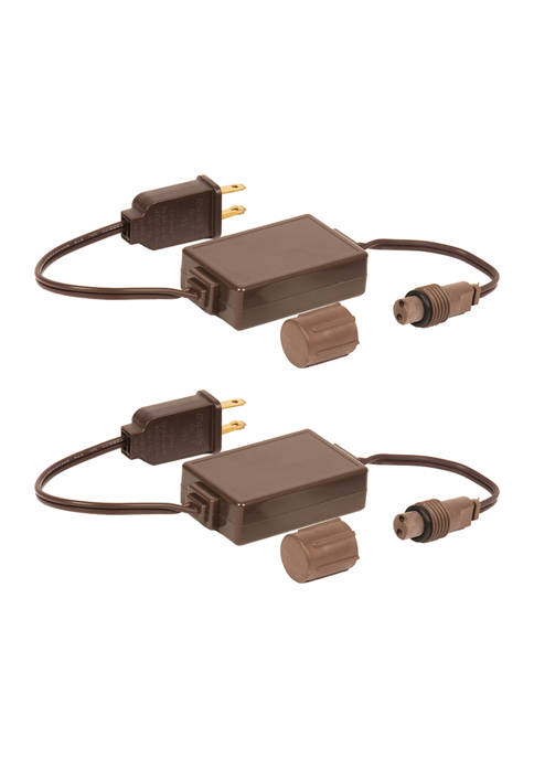 Rectified Coaxial Wire Plug Light Sets