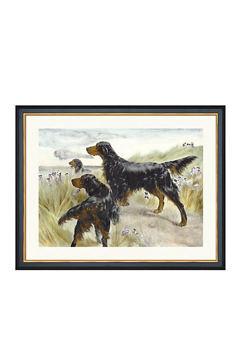 Biltmore® Sporting Life Framed Art Print