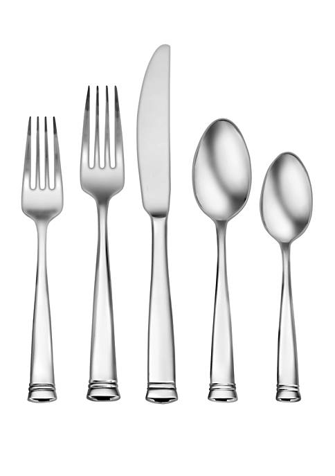 Living By Robinson Erving 50 Piece Flatware Set