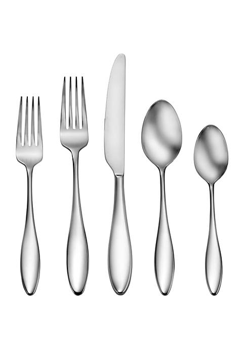 Living By Robinson Morley 50 Piece Flatware Set
