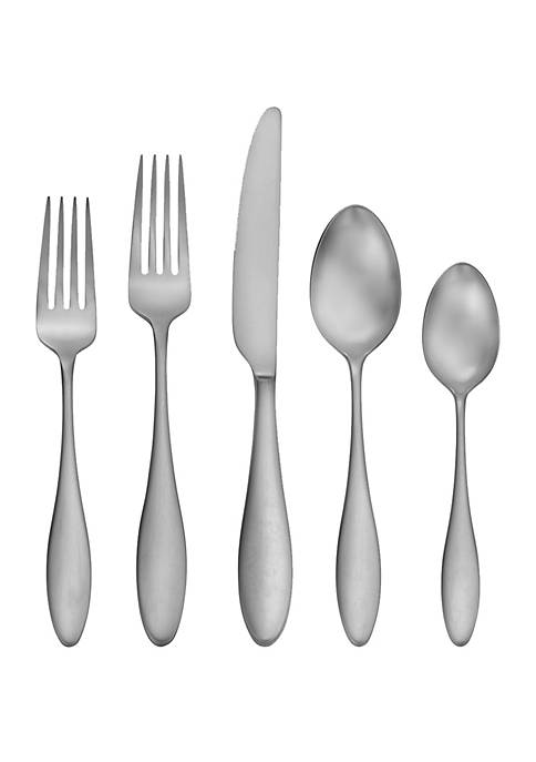 Satin Morley 50 Piece Flatware Set