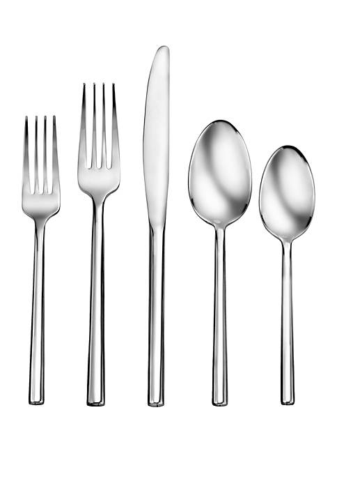 Living By Robinson Hemway 50 Piece Flatware Set