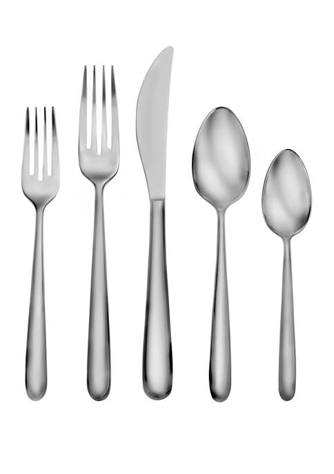 5 Piece Satin Valley Place Setting Set