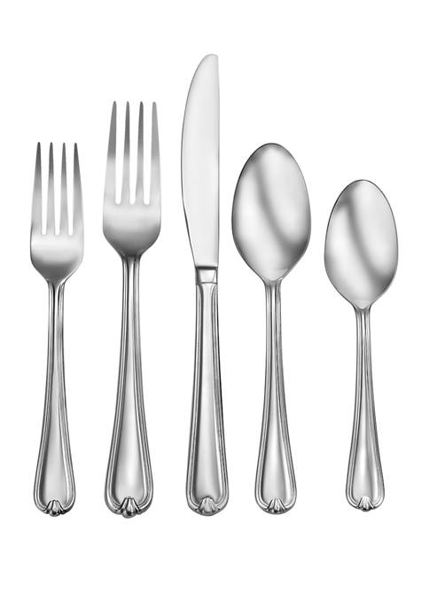 Living By Robinson Cecily 62 Piece Flatware Set