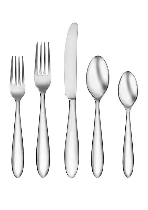 Craft Kitchen Jovana 45 Piece Flatware Set