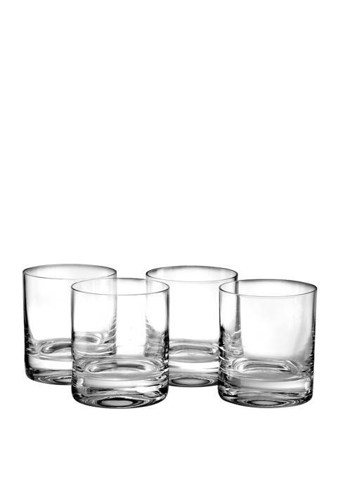 Craft Kitchen Set of 4 Double Old Fashioned