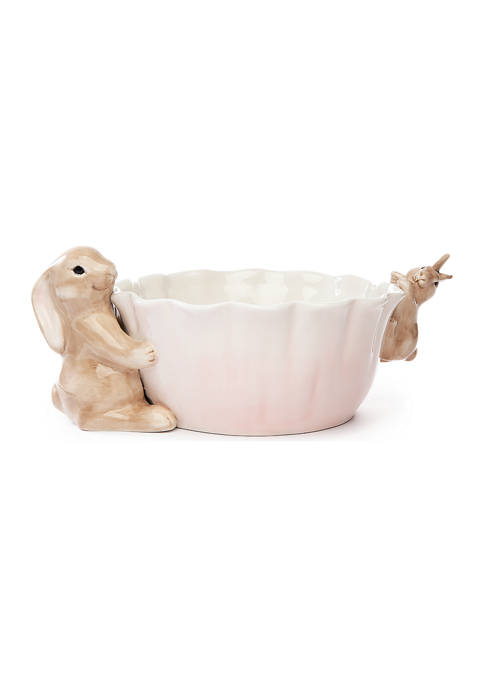 Modern. Southern. Home.™ Bunny Serving Bowl
