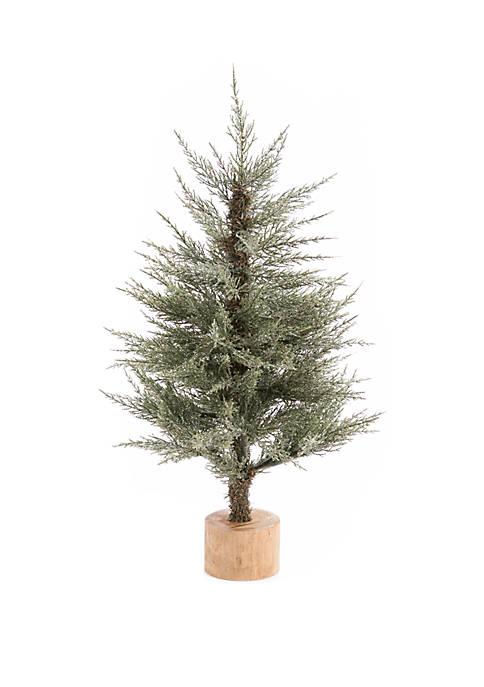 Joyland 2 ft Cedar Tree