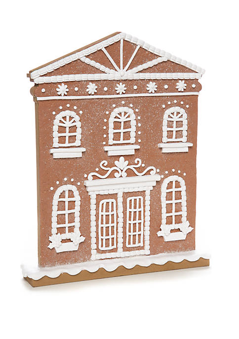 Christmas Traditions 11 in Gingerbread House