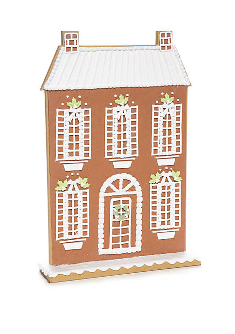 Christmas Traditions 15 in Gingerbread House