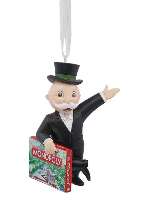 Hasbro Monopoly Game Christmas Ornament