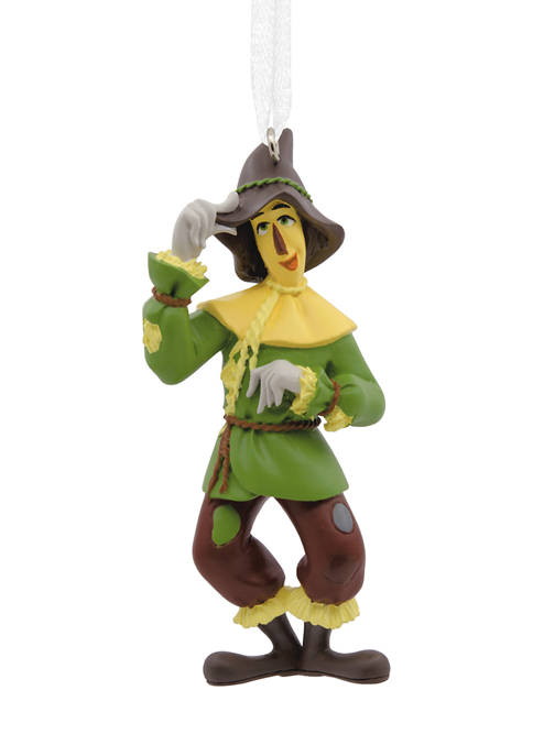 The Wizard of Oz Scarecrow Christmas Ornament