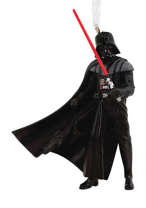 Star Wars Darth Vader with Lightsaber Christmas Ornament