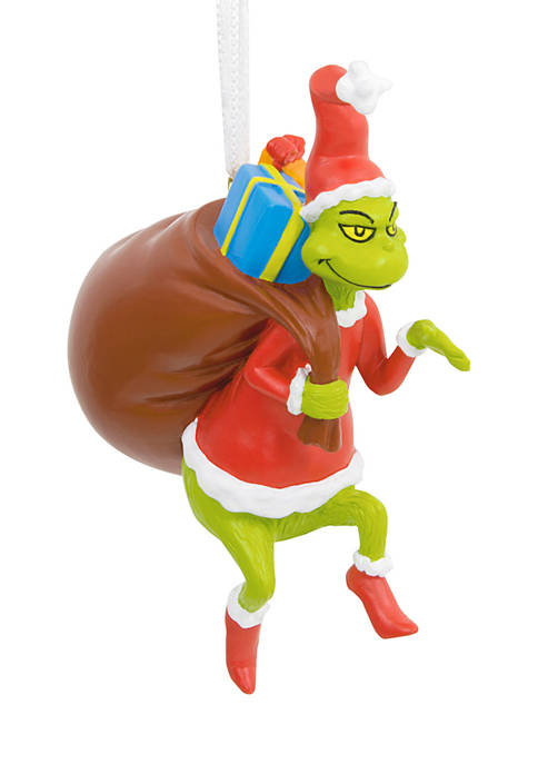 Dr. Seuss How the Grinch Stole Christmas! Christmas Ornament