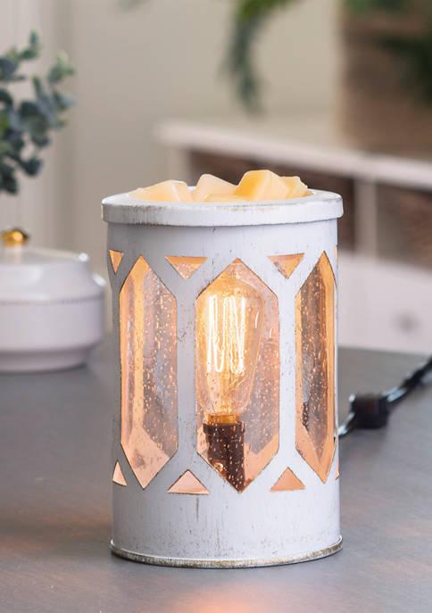 Airome Wooden White Fragrance Warmer