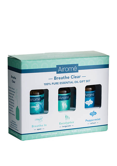 Airome Breathe Essential Oil Combo