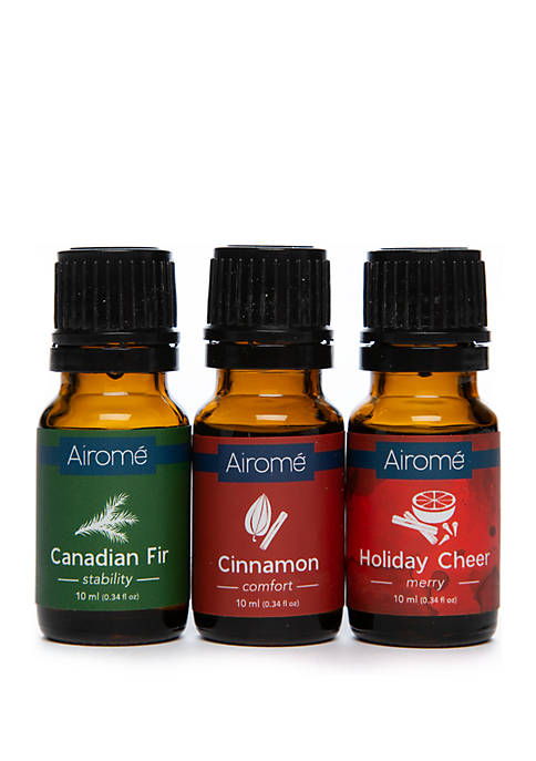 Merry & Bright Holiday Essential Oil Gift Set