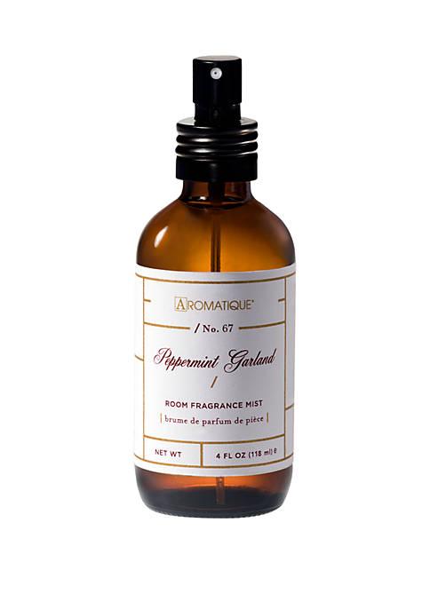Aromatique Peppermint Garland 4 Ounce Pump Room Spray