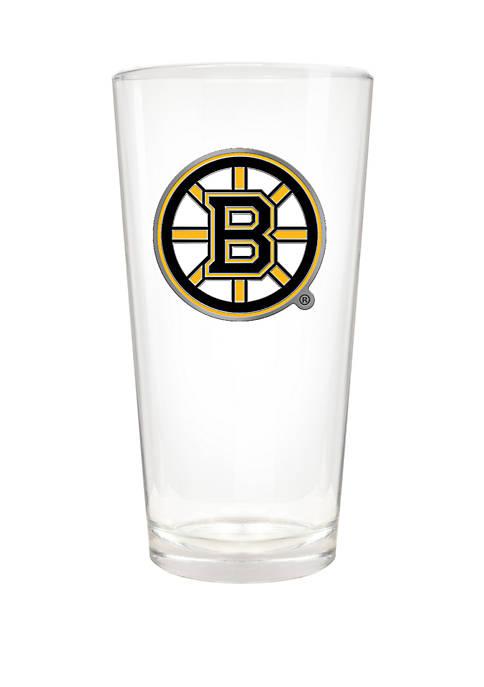 NHL Boston Bruins 22 Ounce Blast Pint Glass