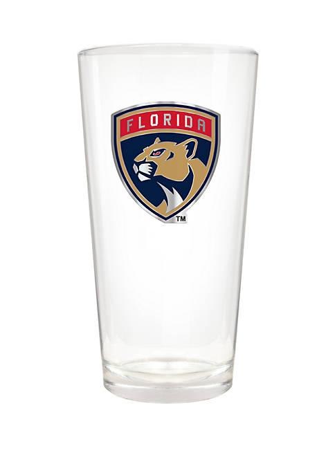 NHL Florida Panthers 22 Ounce Blast Pint Glass