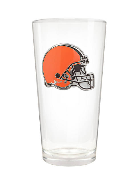 NFL Cleveland Browns 22 Ounce Blast Pint Glass