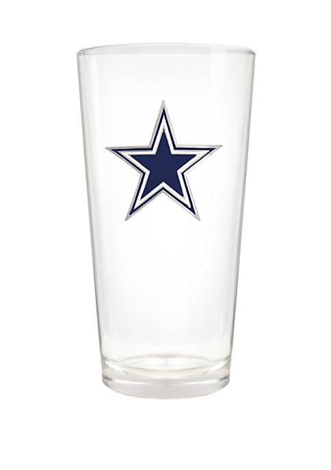 NFL Dallas Cowboys 22 Ounce Blast Pint Glass