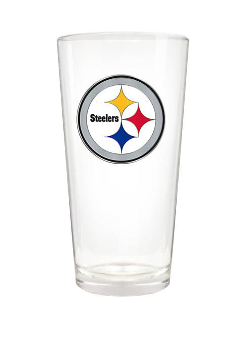 NFL Pittsburgh Steelers 22 Ounce Blast Pint Glass