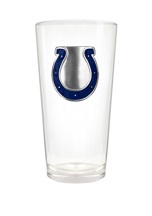 NFL Indianapolis Colts 22 Ounce Blast Pint Glass