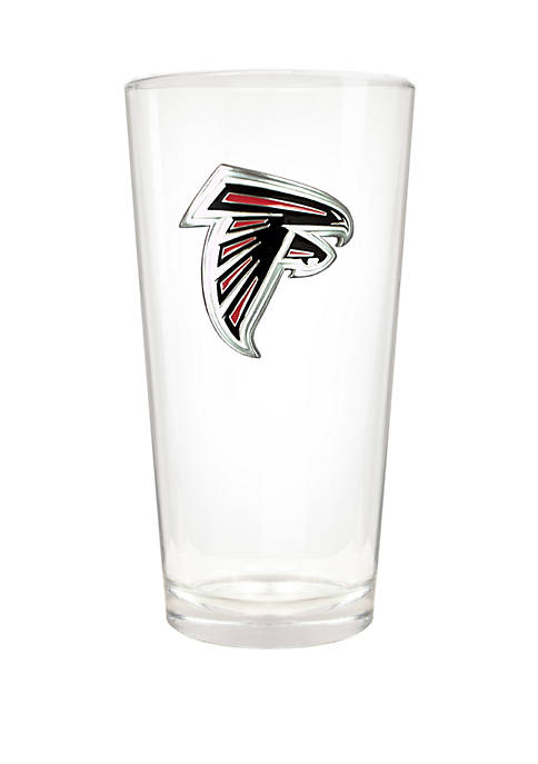 NFL Atlanta Falcons 22 Ounce Blast Pint Glass