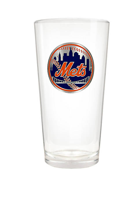 MLB New York Mets 22 Ounce Pint Glass