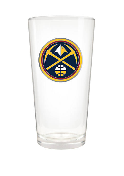 NBA Denver Nuggets The Blast 22 Ounce Pint Glass