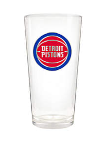 Great American Products NBA Detroit Pistons The Blast 22 Ounce Pint Glass