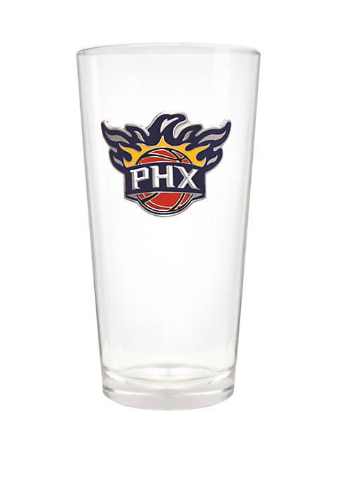 NBA Phoenix Suns Blast 22 Ounce Pint Glass