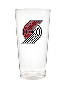 Great American Products NBA Portland Trail Blazers The Blast 22 Ounce Pint Glass