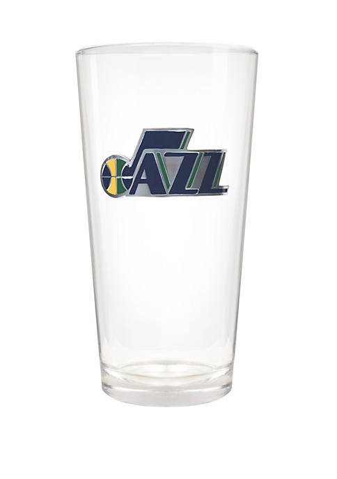 NBA Utah Jazz The Blast 22 Ounce Pint Glass