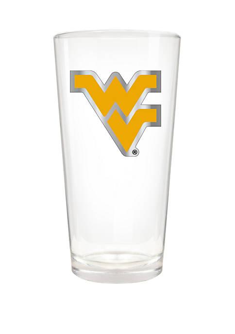 NCAA West Virginia Mountaineers The Blast 22 Ounce Pint Glass