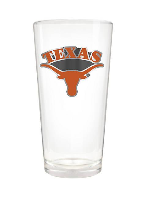 NCAA Texas Longhorns 22 Ounce The Blast Pint Glass