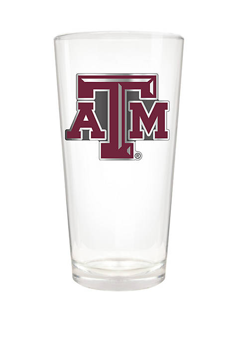 NCAA Texas A&M Aggies 22 Ounce The Blast Pint Glass