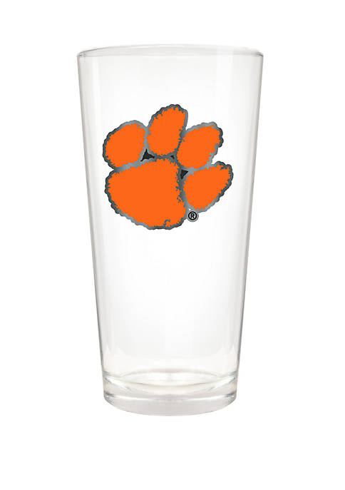NCAA Clemson Tigers The Blast 22 Ounce Pint Glass