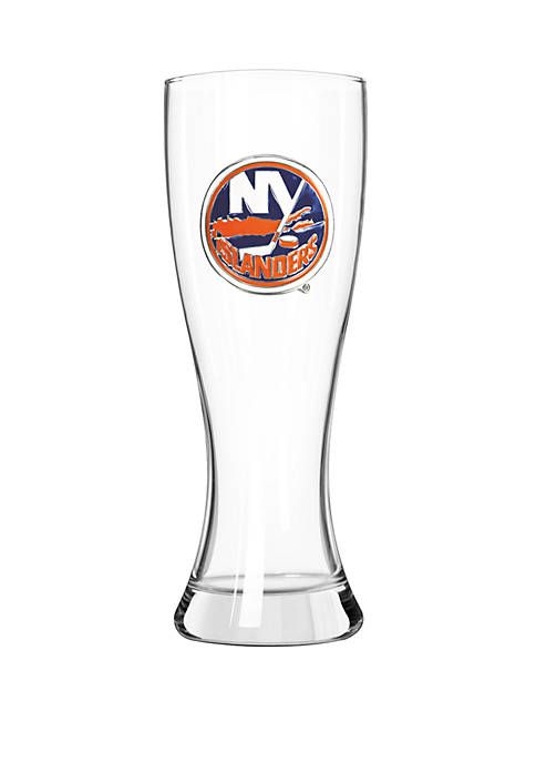NHL New York Islanders 23 Ounce Classic Pilsner Glass