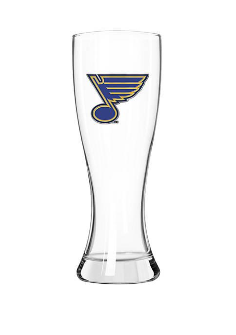 NHL St Louis Blues 23 Ounce Classic Pilsner Glass