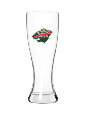 Great American Products Nhl Minnesota Wild 23 Ounce Classic Pilsner Glass