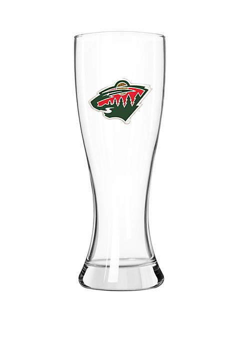 NHL Minnesota Wild 23 Ounce Classic Pilsner Glass