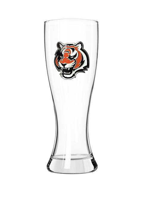 NFL Cincinnati Bengals 23 Ounce Classic Pilsner Glass