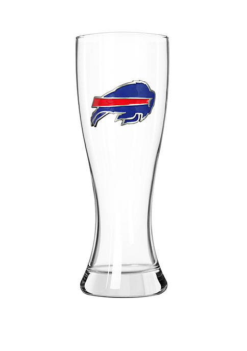 NFL Buffalo Bills 23 Ounce Classic Pilsner Glass