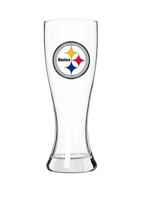 NFL Pittsburgh Steelers 23 Ounce Classic Pilsner Glass