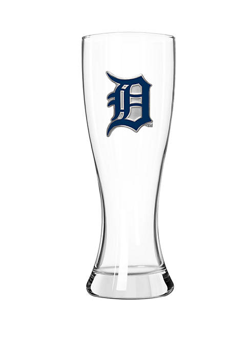 MLB Detroit Tigers 23 Ounce Pilsner Glass