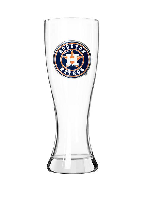 MLB Houston Astros 23 Ounce Classic Pilsner Glas