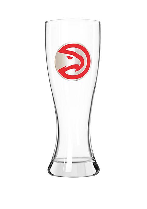 NBA Atlanta Hawks 23 Ounce Classic Pilsner Glass